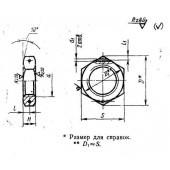 ГОСТ 13958-74: Гайки для крепления соединений трубопроводов по наружному конусу. Конструкция и размеры