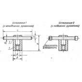 ГОСТ 13426-68: Гайки круглые к вспомогательному инструменту. Размеры