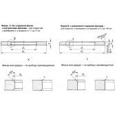 DIN 125 : Шайбы класса точности А