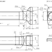 ТУУ 35.2-30268559-092-2003: Болты клеммные специальные (БКС)