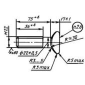 ГОСТ 16016-79: Болты клеммные для рельсовых скреплений железнодорожного пути
