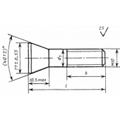 ГОСТ 7787-81: Болты шинные класса точности С