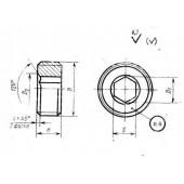 ГОСТ 18801-80: Гайки для пакетов тарельчатых пружин. Конструкция и размеры