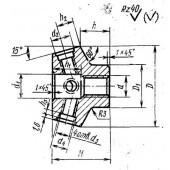 ГОСТ 14728-69: Гайки штурвальные. Конструкция и размеры