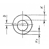 ГОСТ 18123-82 (СТ СЭВ 219-87) : Шайбы. Общие технические условия