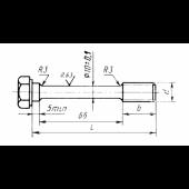 ГОСТ 22356-77 : Болты и гайки высокопрочные и шайбы. Общие технические условия
